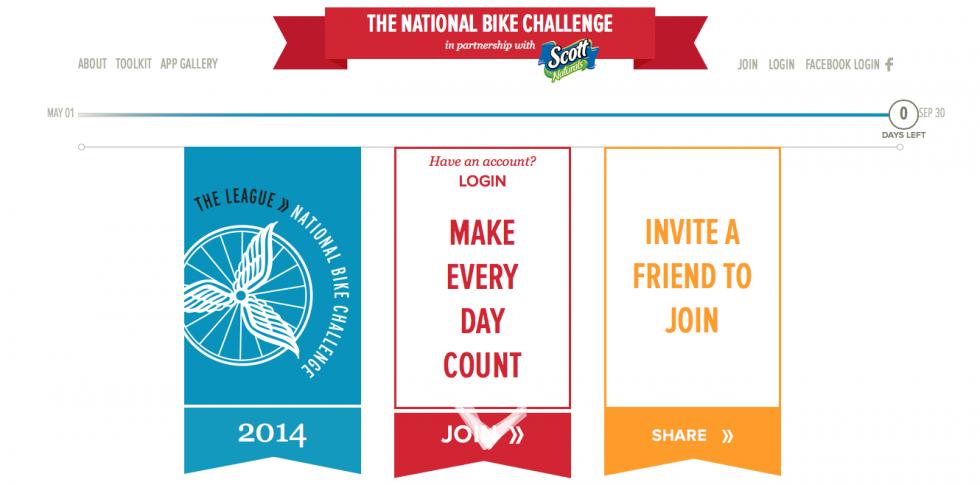 National bike challenge for 100 church street 8th floor new york ny 10007