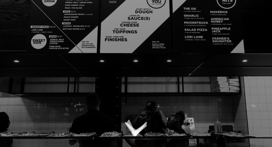Pizza for 100 church street 8th floor new york ny 10007