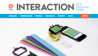 SVA Interaction Design